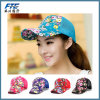 Cheap Summer Baseball Leisure Cap with Mesh for Women