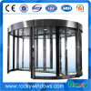 Big Revolving Glass Door for Hotel