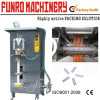 Two Lines Roller Sealing Liquid Packing Machine
