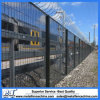 High Security 358 Prison Mesh Fence with Razor Wire