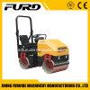 25HP Diesel 2 Ton Compactor Vibratory Roller (FYL-900)
