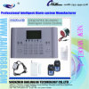 New Wired and Wireless LCD GSM Home Alarm System