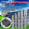 DC 48V 600W Submersible Solar Water Pump with MPPT Controller