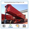 3 Axles Rear Dumper / Tipper Semi Trailer From Supplier