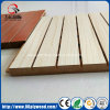 18mm Melamine Slotted MDF Board