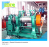 Fine Quality Rubber Open Mixing Mill Machinery / Reclaimed Rubber Making Plant / Rubber Open Mixing Mill Machinery