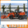 New Paylader Small Hoflader Mini Wheel Loader with Log Fork