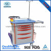 ABS Emergency Hospital Trolley