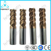 4 Flutes Solid Carbide End Mill