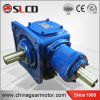 1: 1 Ratio Right Angle Shaft Mounted Helical Bevel Gear Units