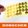 Top Quality Golden Void Hologram Label
