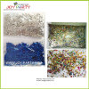 Colorful Shredded Metallic Foil Confetti for Party Popper Fillings