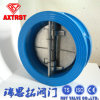 DIN Standard Dual Plate Pn16 Wafer Check Valve