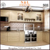 N & L Tulipwood Solid Wood Kitchen Cabinets for North America