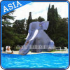 Giant Inflatable Elephant Water Slide