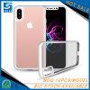 Hard PU Frame Hybrid Soft TPU Cover for iPhone 8
