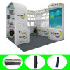 Curved Shape Versatile Exbihition Display Booth