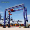 Manufacturer for Mobile Rubber Tyre Gantry Crane