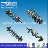 Crankshaft for Mitsubishi Cat/Caterpillar Es6k S6kt Excavator 320c (OEM 34320-100011, 34320-00010)