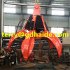 Orange Peel Hydraulic Grab for Hitachi Excavator