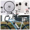 36V 250W or 350W Geared Ebike Conversion Kits with Lithium Battery