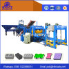 Qt6-15 Concrete Hollow Block, Solid Brick, Interlocking Paver Making Machine