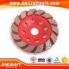 Turbo Cup Diamond Grinding Wheel for Stone and Concrete