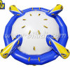Giant Water Park Inflatable Spinner, Floating Water Spinner Inflatable Saturn D3058
