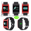 Bluetooth4.0 Smart Bracelet with Heart Rate Monitor and IP67waterproof Dm68