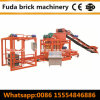 Qt4-25 Automatic Concrete Block Machine with Pallet