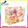 Full Printing Colorful Paper Bags with Ribbon for Gift Set