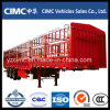 Cimc 3 Axle Cargo Trailer Truck Trailer for Transport Food