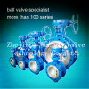 Triple Eccentric Double Flanged Butterfly Valve