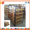 New Customized Supermarket Retail Display Wooden Shelf (Zhs257)
