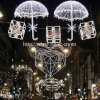 Street Lighting LED Holiday Lights for Xmas Decorative