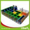 Soft Children Indoor Playground Equipments Material Indoor Trampoline