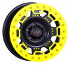 17X9 Fake Bead-Lock Alloy Wheel Rims