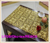 PVC Gold Lace Table Runner/ 50cm Lace Rolls