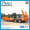 High Quality Semi Trailer Cheap Semi Trailers 2 Axle Low Bed Trailer