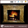 Direct Marble Fireplace Mantel with Good Design