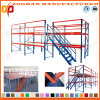 Industrial Warehouse Loft Rack for Storage (Zhr69)