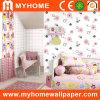 Floral Design Kids Room Decor Paper Wallpaper