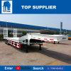 Titan 3 Axles 30-90tons Heavy Machine Transporter Loading Platform Semi Low Bed Trailer