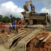 50-300t/H Gold Alluvial Procossing Washing Trommel