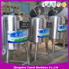 Double Jacketed Milk Ice Cream Pasteurizing Machine Milk Sterilizer