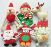 Dog Toy Christmas Product Plush Supply Pet Toy