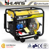 Outdoor Welder Generator with Wheels (DG6000EW)