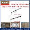 DVB-T Antenna Outdoor VHF UHF TV Antenna (Television antenna)