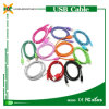 Cheap Colorful Micro Nylon Braided USB Cable