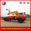 Truck Crane Sq10sk3q Lorry Crane with Telescopic Booms